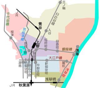 台東区 - Taitō